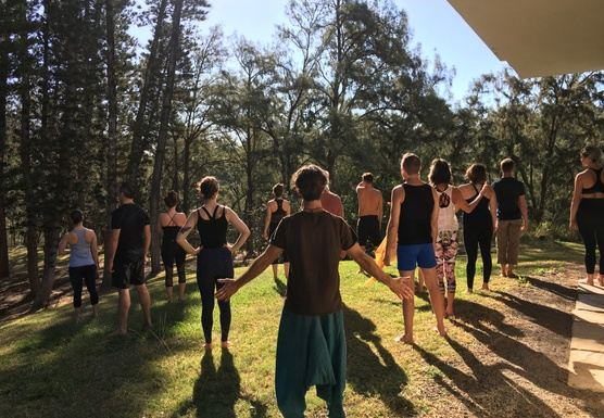 Hawaii Island Flow Song: of the Heart Yoga Retreat
