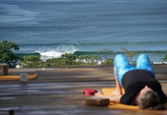 Surf to Clarity in Nicaragua
