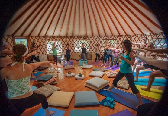 Fall 2018 Yoga Camp!