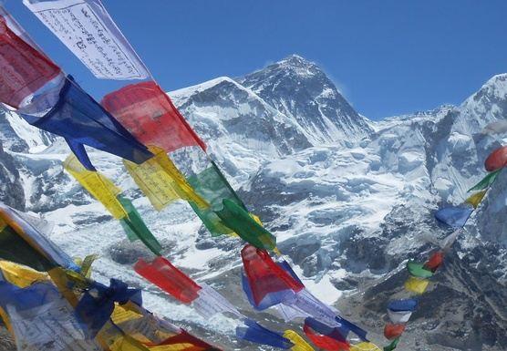 Everest Base Camp Trek & Helicopter flight back