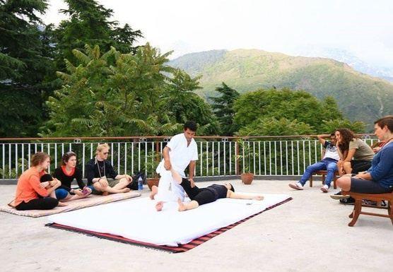 Thai Yoga Massage & Essential Oils Toiletries Workshop