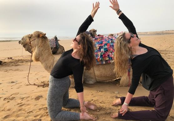 Mystical Morocco: Yoga Off the Mat and Onto a Magic Carpet Ride