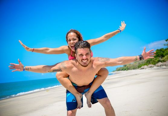 Accepting & Loving each other Couple Yoga Retreat Amed