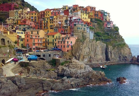 Charming Cinque Terre Yoga Retreat