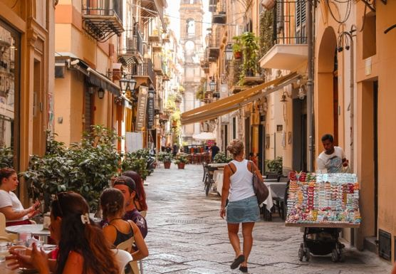 Pilgrimage through Florence, Siena, and Rome, Italy