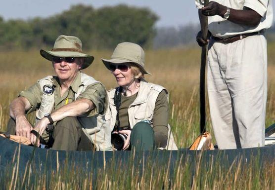 BOTSWANA -ZIMBABWE - SOUTH AFRICA