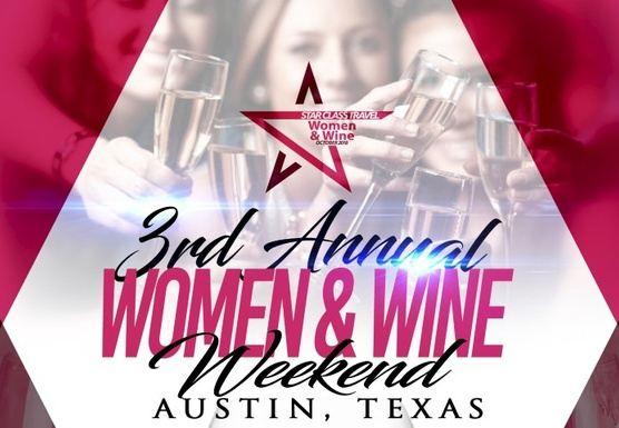 3rd Annual Women & Wine Weekend