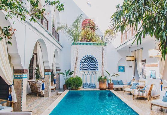 Morocco: Thanksgiving 2020