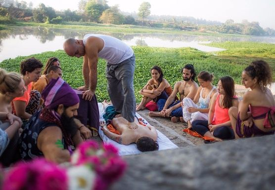 Ayurvedic Yoga Massage Therapist Training with Ananta