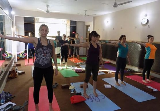 15 Days 100 Hours Yoga Teacher Training in India