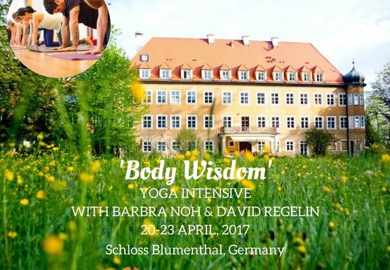 'Body Wisdom' Yoga Intensive with Barbra Noh & David Regelin