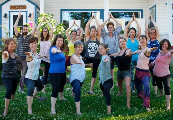 Sierra Hot Springs Autumn Yoga and Meditation Retreat