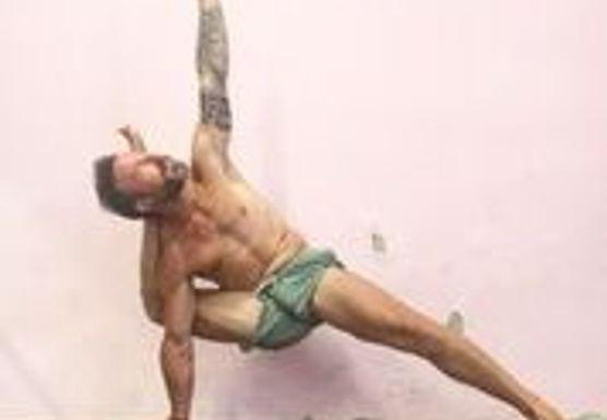 Ashtanga Yoga Retreat with David Robson in Ubud, Bali