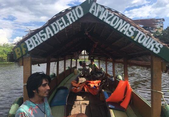 Peruvian Amazon Rainforest - Field Orientation - December 2017