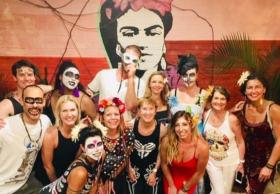 Dia De Los Muertos Yoga Retreat with Rachel and Adam