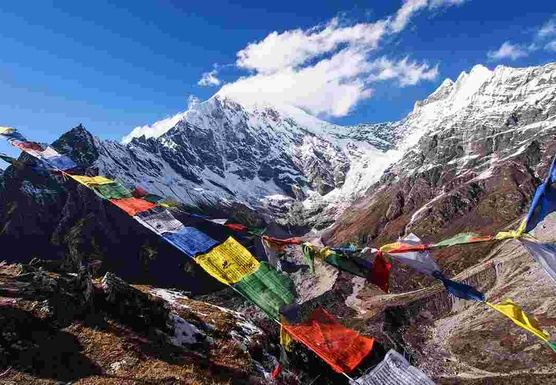 Nepal Impact: Langtang Valley Adventure