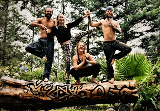 Yoga Vacation in Ecuador - Yoga Arts Shamanism (13th - 27th July)