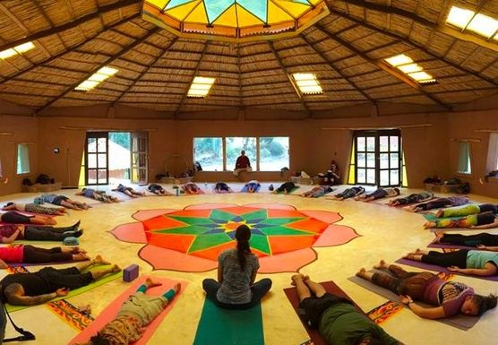 Inbound Yoga Teacher Training