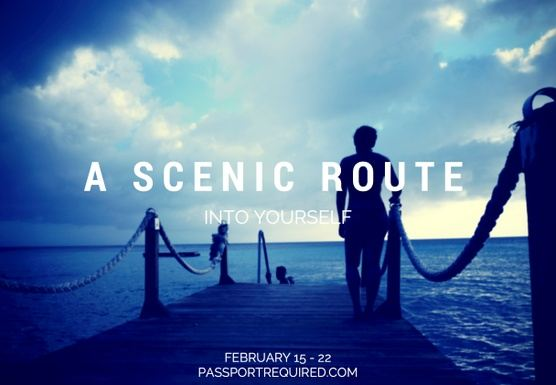 Scenic Route Into Yourself
