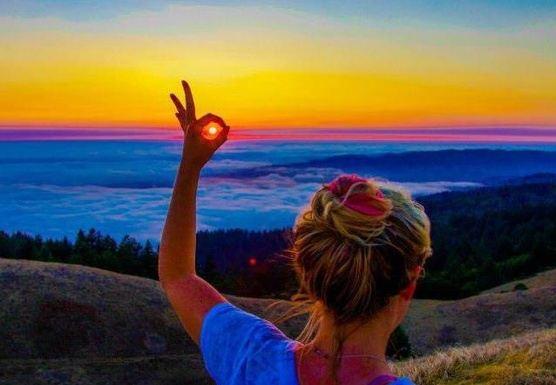 Sunset Yoga + Moonrise Meditation