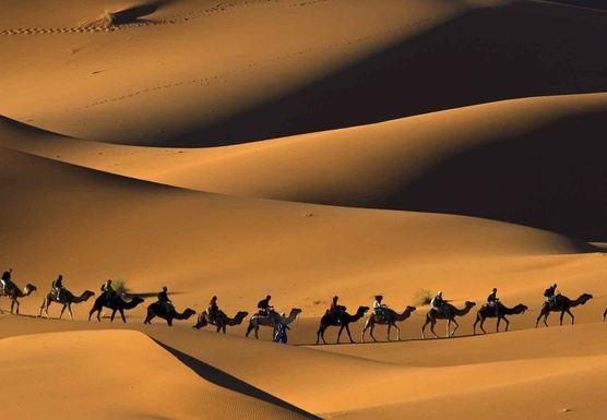 Experience Morocco - Narayan's Visit Morocco - Dec 2017 - DH