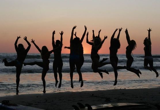 Find Your Fun Women's Yoga Beach Retreat!