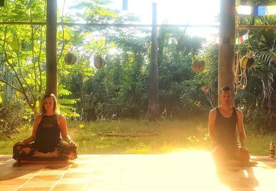 Cambodia Yoga Retreat 2019 with Rachel Sherron and Pierce Doerr