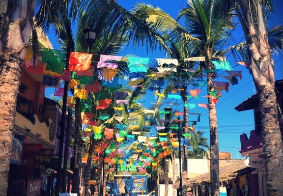 Salute the Sun in Sayulita