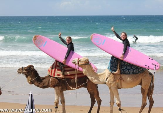 7 nights Surf & Yoga camp in Morocco