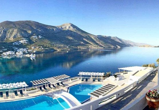 Greece Self-Realization & Empowerment Retreat on Amorgos Island