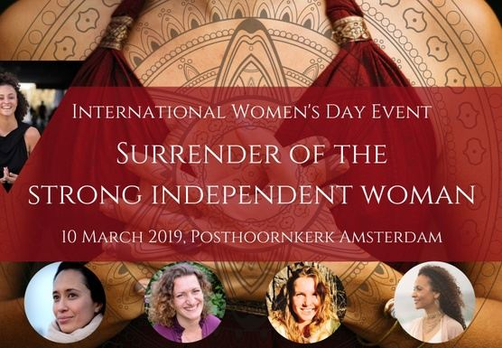 International Women's Day || Surrender of the Strong Independent Woman