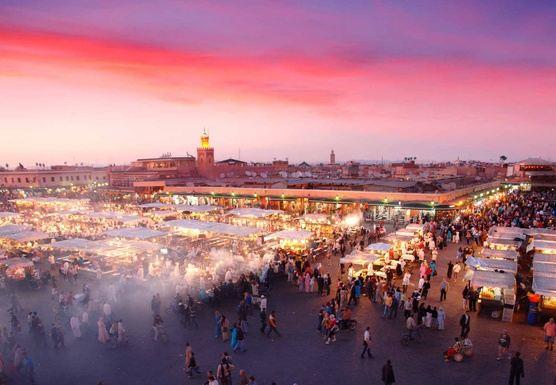 Show D'Vision Marrakech Site Inspection 2018 - KBD