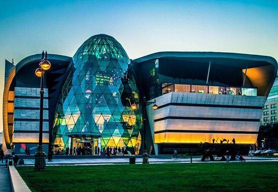 Qobustan Museum + Mud Vulcano + Baku city Tour + Gabala tour