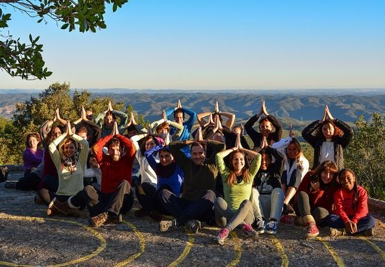 """7 Days """"Living in The Flow of Life"""" Yoga Retreat in South Portugal"""