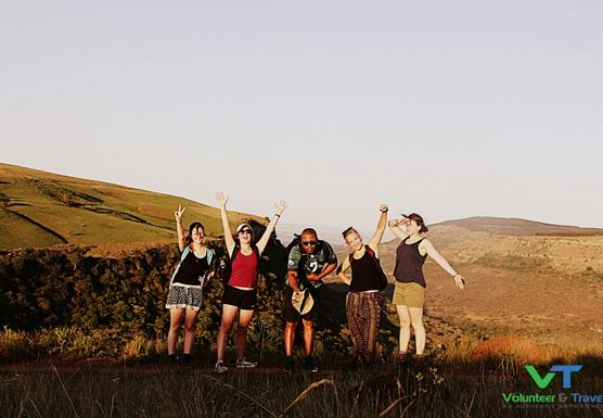Volunteer & Travel South Africa