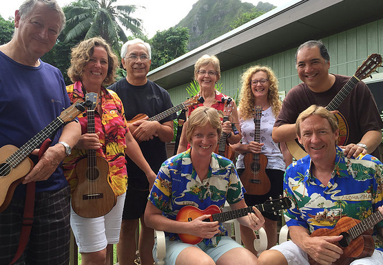 Ukulele Retreat | July 2017