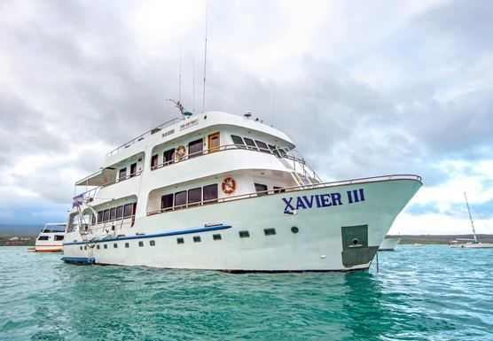 Xavier - Tourist Class - Last Minute Price