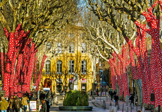 France: Southern Gastronomy (Christmas Flavors)