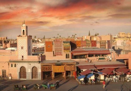 Kassinove & Co's Morocco Trip - HB