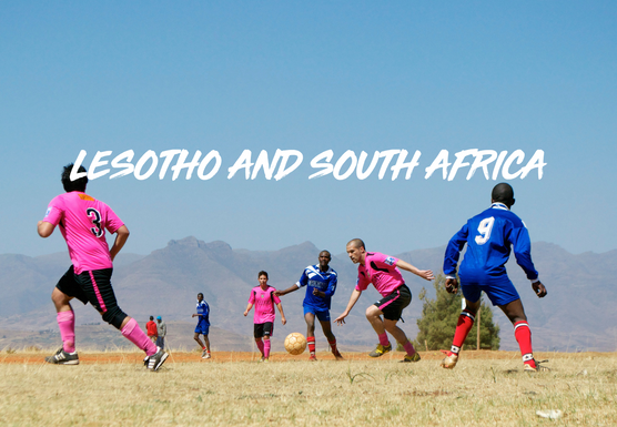 Lesotho & South Africa