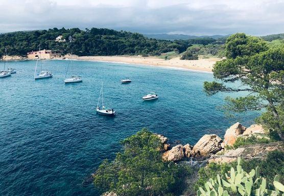 Escape to Costa Brava with Balance Studio