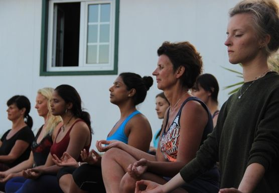 8 Days Relaxing Yoga Retreat - summer