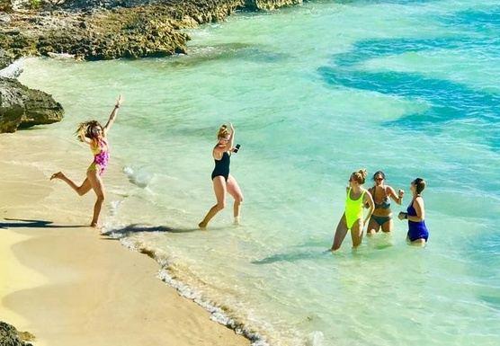 Island Escape with Jenny Finkel