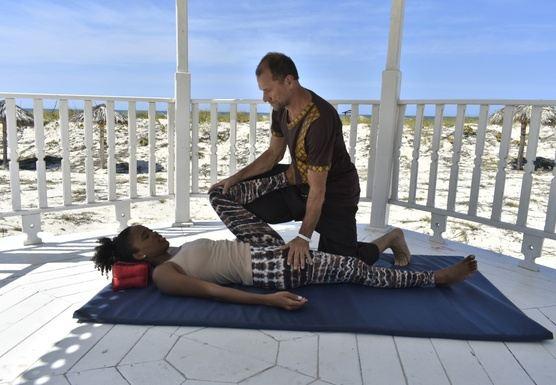 6 Days Certified Thai Massage Course Yoga All Inclusive Varadero Cuba