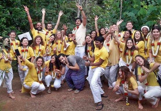 Jan '19 21 Days 200Hr Yoga Therapy Teacher Training in Om Beach, India