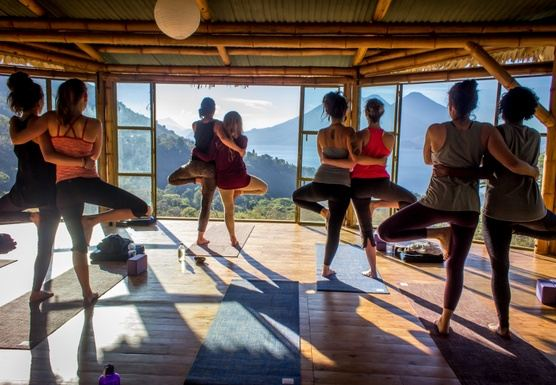 Journey Into Sacred Expression Women's Forest Retreat, Lake Atitlan