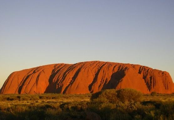 Spiritual Retreat Uluru Australia