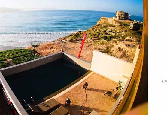 Yoga-Surf Morocco