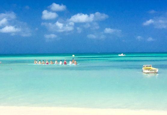 Aruba - Retreat to Paradise - Island SUP + Yoga Adventure