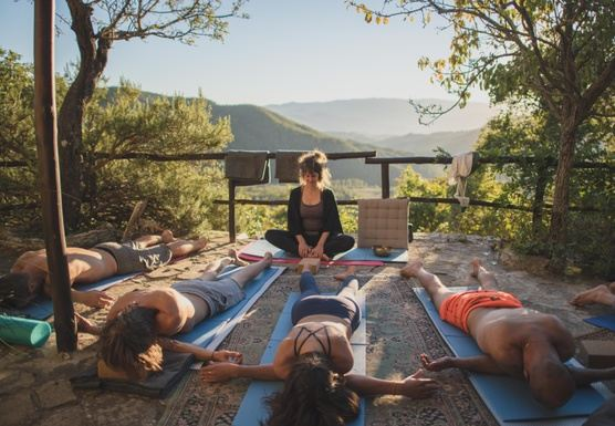 Relax & Reconnect retreat